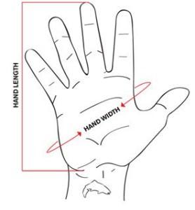 glove-measure