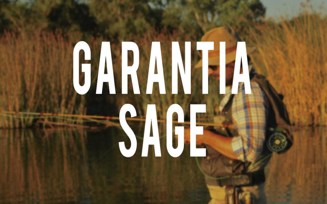 Garantía Limitada de por vida de Sage