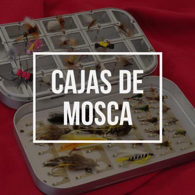 Cajas de moscas