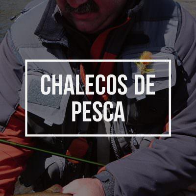 Chalecos de Pesca