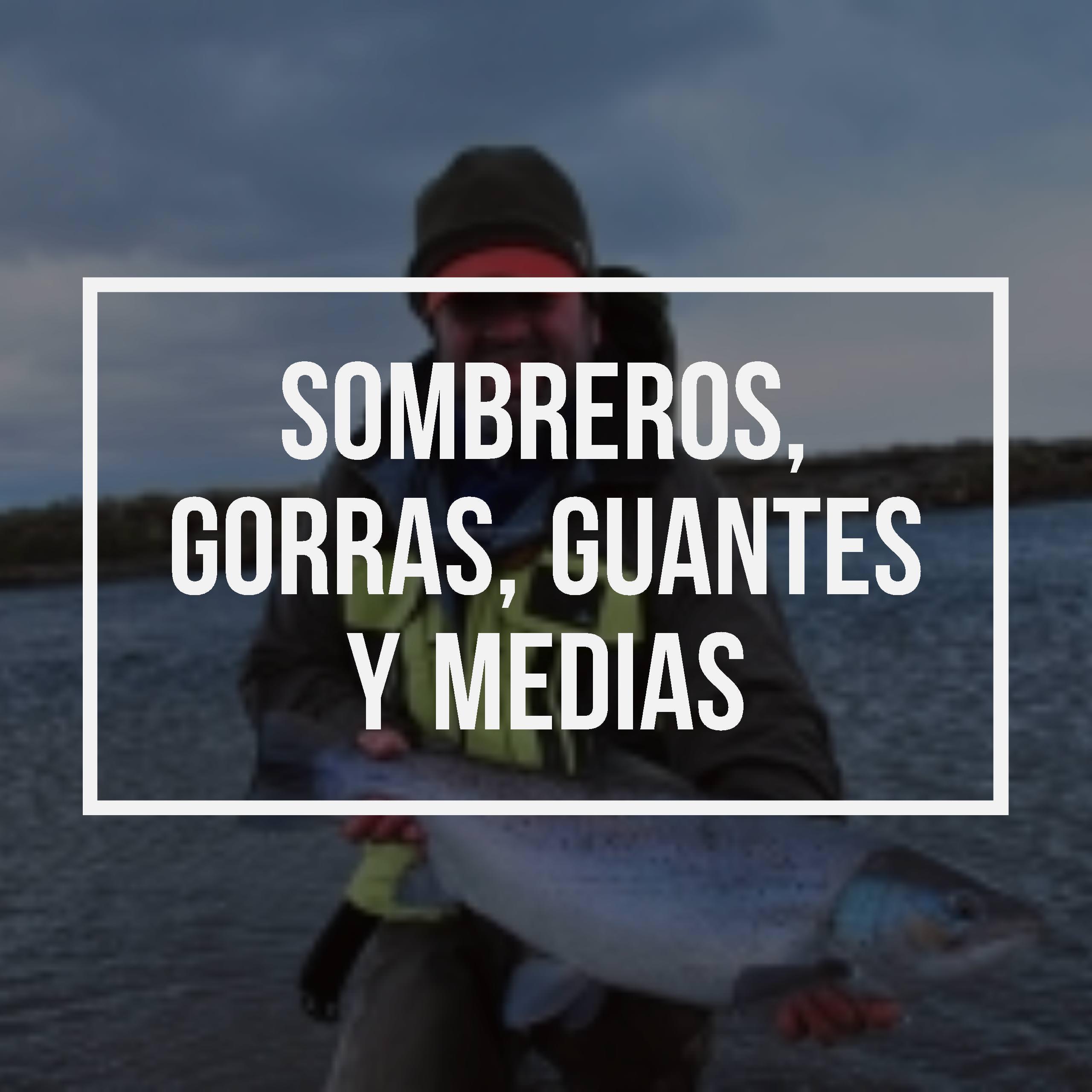 Sombreros, Gorras, Guantes y Medias