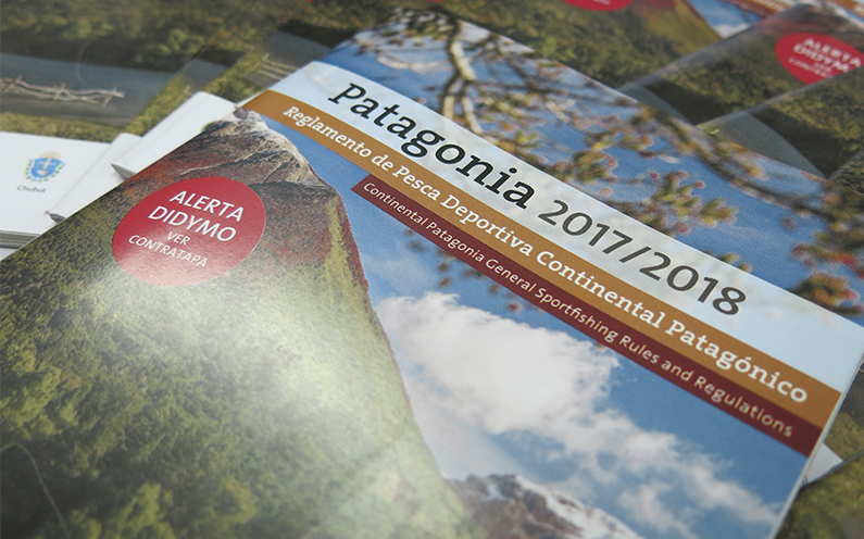 Permiso de Pesca Deportiva Patagonia