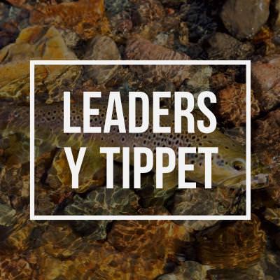 Leader y Tippet