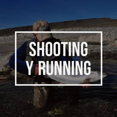 Shooting y Running